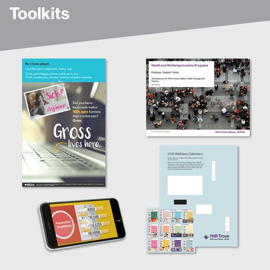 Workplace Wellness Starter Pack Plus - The HR Trove by Willis Towers Watson