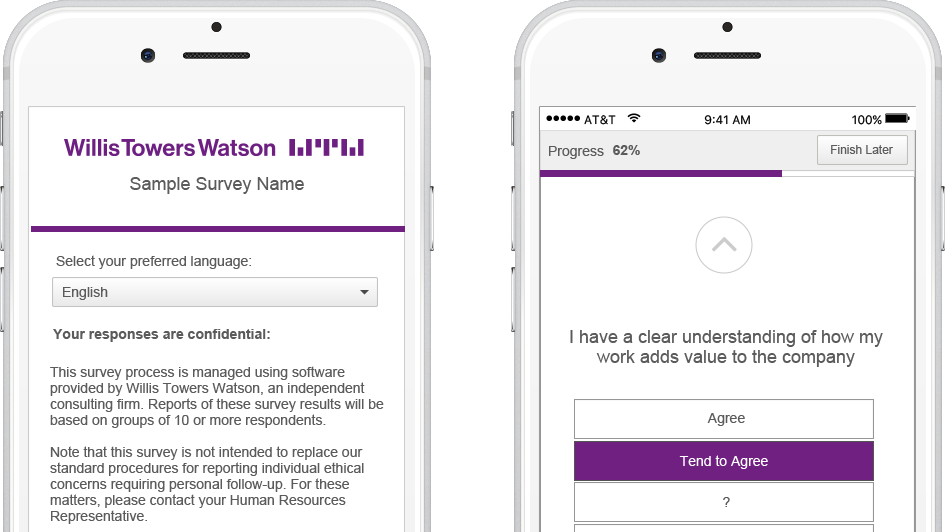 Willis Towers Watson Pulse Software Demo