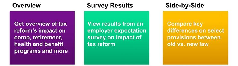 Tax Reform Page Banner Image